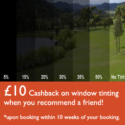 Special Window Tinting Offer